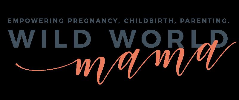 wild world mama logo