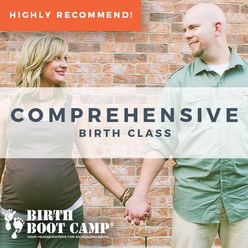 Birth Boot Camp Wild World Mama Class - Comprehensive Childbirth Class