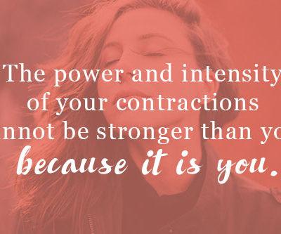 Empowering Birth Affirmations