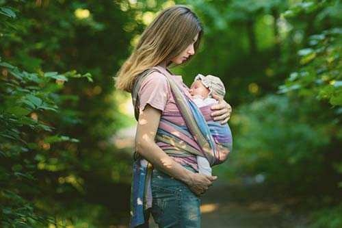 Wild World Mama - babywearing