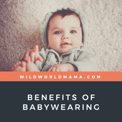 Wild World Mama - Benefits of Babywearing