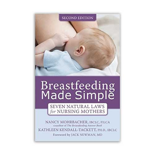 breastfeeding made simple book